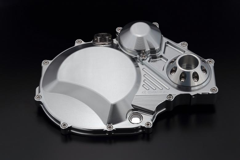 バイク用品 駆動系ケイファクトリー K-FACTORY クラッチカバー SLV TYPE-2 ZRX1200DAEG000IZDP008H 4582215604083取寄品 セール