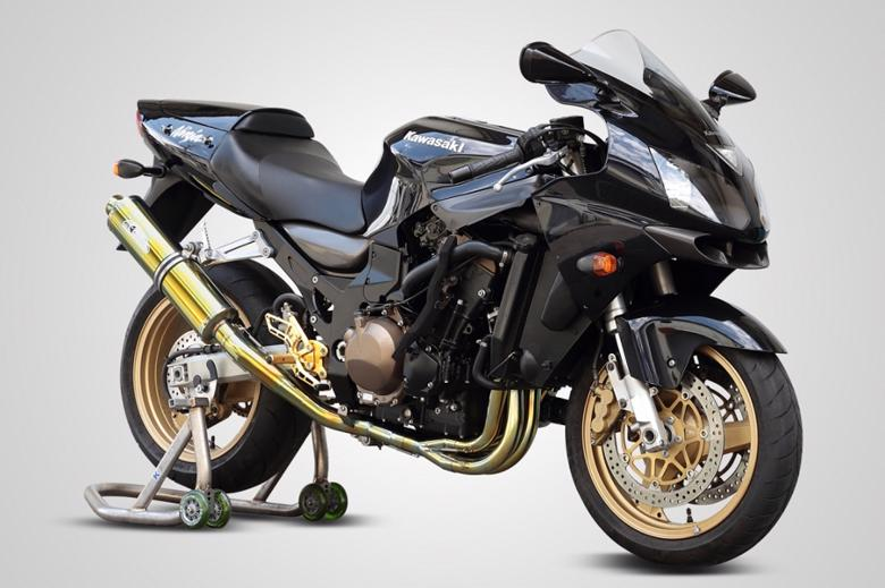 バイク用品 マフラーケイファクトリー K-FACTORY チタンフルエキゾースト D-Header ZX-12R 02-05107KJPABBM0550 4582215604724取寄品 セール
