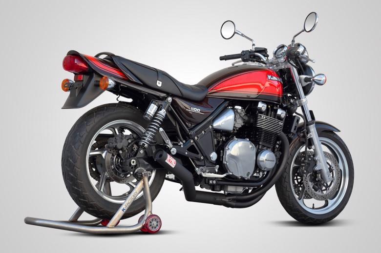 バイク用品 マフラーケイファクトリー K-FACTORY CSRフルエキゾーストマフラー ストレート ZEPHYR1100111KQFCHAE0000 4582215605301取寄品 セール