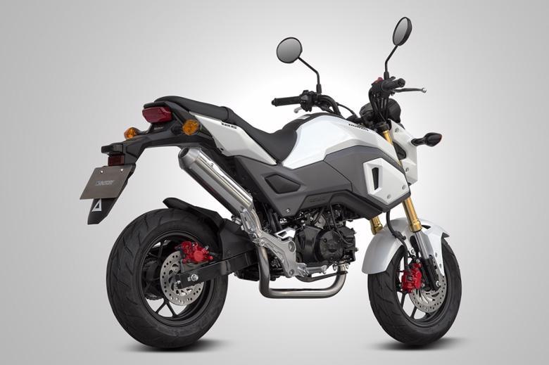 バイク用品 マフラーケイファクトリー K-FACTORY S-Line フルエキゾーストマフラー GROM 16-071KEAAALD3700 4582215609361取寄品 セール