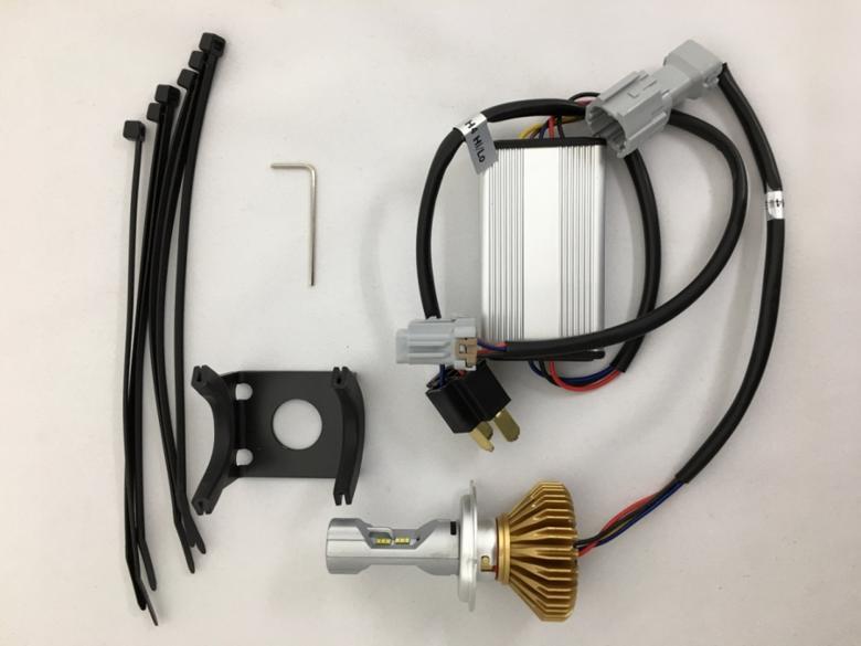 バイク用品 電装系ケイファクトリー K-FACTORY LEDヘッドライトバルブセット Z系000WZEL205Z 4582215610435取寄品 セール