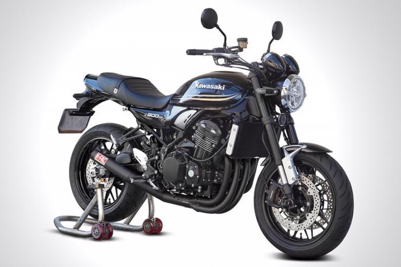 バイク用品 マフラーケイファクトリー K-FACTORY CSRフルエキゾーストマフラー STD Z900RS 18179KQFCHAE0000 4582215614730取寄品 セール