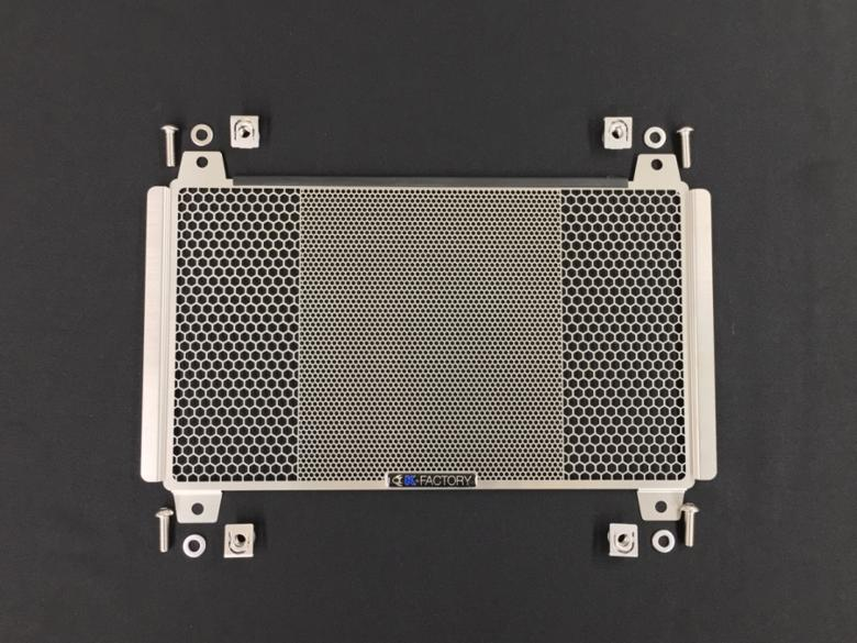 バイク用品 冷却系ケイファクトリー K-FACTORY ラジエターコアガード Ninja250 400 18000CZAA191Z 4582215615638取寄品 セール