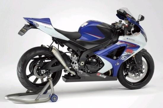 バイク用品 マフラーケイファクトリー K-FACTORY 3DチタンGPタイプ S O 2ホンダシ GSXR1000 07242KZZCDZZ0000 4547567442899取寄品 セール