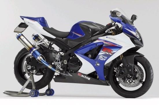 バイク用品 マフラーケイファクトリー K-FACTORY 3Dチタン S Oクアトロ SBL SBL-B GSXR1000 07242KABAEAG1111 4547567770947取寄品 セール