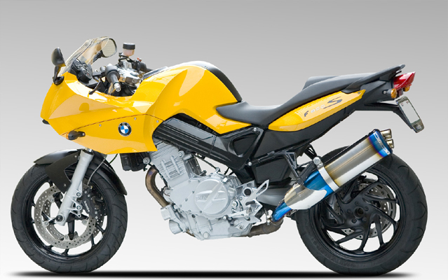 バイク用品 マフラーケイファクトリー K-FACTORY 3Dチタン スリップオン ディアブロS BMW F800S407KBBAEBG0000 4547567938934取寄品 セール