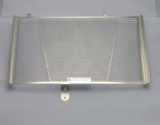 バイク用品 冷却系ケイファクトリー K-FACTORY ラジエターコアガード Rタイプ ステンレス BMW F800R 09-412CZAA090Z 4548664140367取寄品 セール