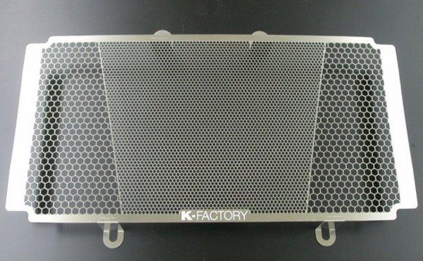 バイク用品 冷却系ケイファクトリー K-FACTORY ラジエターコアガード ステンレス Rタイプ BANDIT1200 06246CZAA089Z 4548664587230取寄品 セール