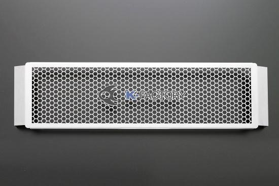 バイク用品 冷却系ケイファクトリー K-FACTORY オイルクーラーガード ステンレス Aタイプ XJR1300 03-06301CZAA045Z 4582215490426取寄品 スーパーセール