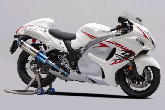 バイク用品 マフラーケイファクトリー K-FACTORY FRCチタン スリップオン SBL-B GSX1300R 08244KKBAHBG0000 4582215508749取寄品 セール