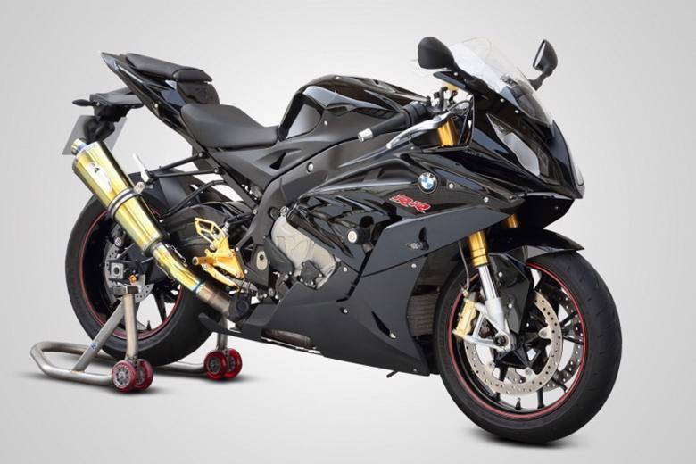 バイク用品 マフラーケイファクトリー K-FACTORY FRC チタン スリップオンマフラー S1000RR 15-421KZPAEOM0000 4582215606780取寄品 セール
