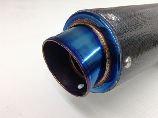 バイク用品 マフラーケイファクトリー K-FACTORY スリップオン カーボン Z900RS φ86(GP85-450-SBL)179KMZAEUP4210 4582215614679取寄品 セール
