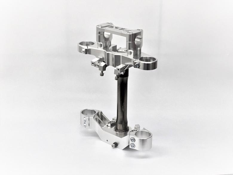 バイク用品 ハンドルケイファクトリー K-FACTORY トリプルツリー シルバー Z900RS179XZCZ023H 4582215615027取寄品 セール