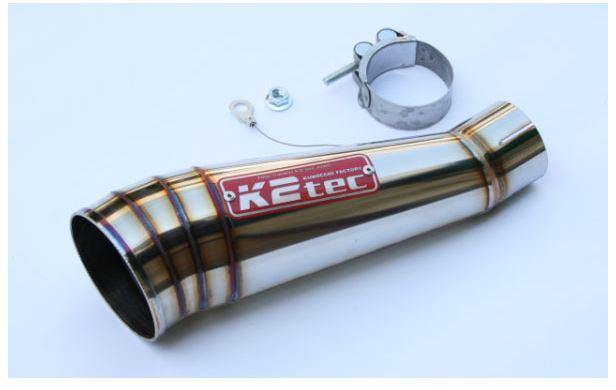 バイク用品 マフラーケイツーテック K2TEC マフラーカッターGPメガホン プリウス(ZVW30)katta-pri 4548664952083取寄品 セール