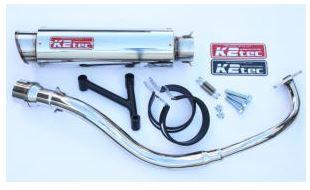 バイク用品 マフラーケイツーテック K2TEC GP-R STD M1タイプ ステンレス PCX150(KF12)pcx150-pgsm 4548916078189取寄品 セール