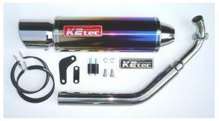 バイク用品 マフラーケイツーテック K2TEC NEETTITAN(ニートチタン) グランドマジェスティ250gmaje-nt 4548916078431取寄品 セール