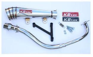 バイク用品 マフラーケイツーテック K2TEC GP-R メガホン 2011年まで(PCX、JF28-10-)pcx-gpm 4548916966479取寄品 セール