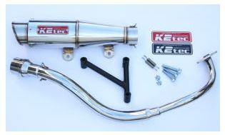バイク用品 マフラーケイツーテック K2TEC GP-R テーパー M1タイプ 2012年以降(PCX、JF28-11-)12pcx-gptm 4548916966547取寄品 セール