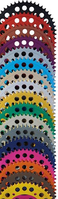 バイク用品 駆動系コーケン KOHKEN オリジナル SUNSTAR リアスプロケット RK-102-42 グリーンRK-102-42-GR 4549950945109取寄品 セール