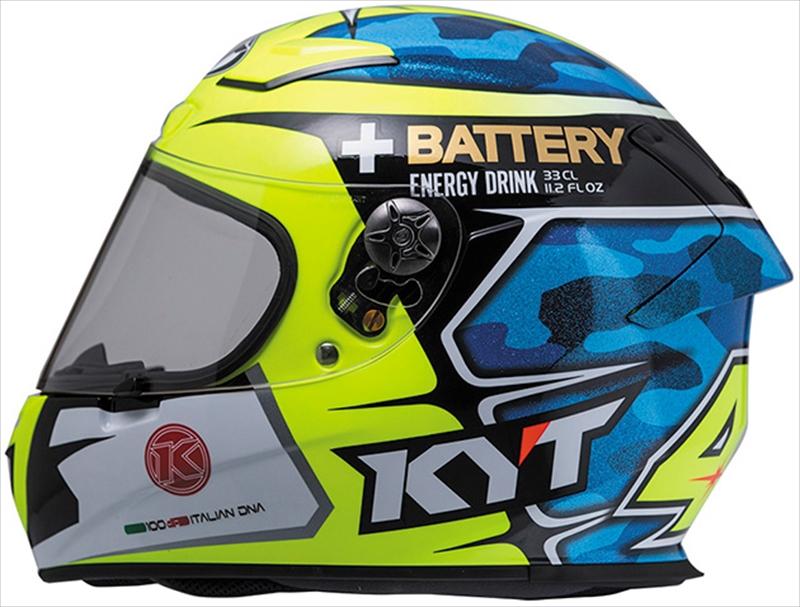 バイク用品 ヘルメットケイワイティ KYT KR-1 ヘルメット アレックス・エスパルガロ BLU #XSYJKR0001XS 4589753390010取寄品 スーパーセール