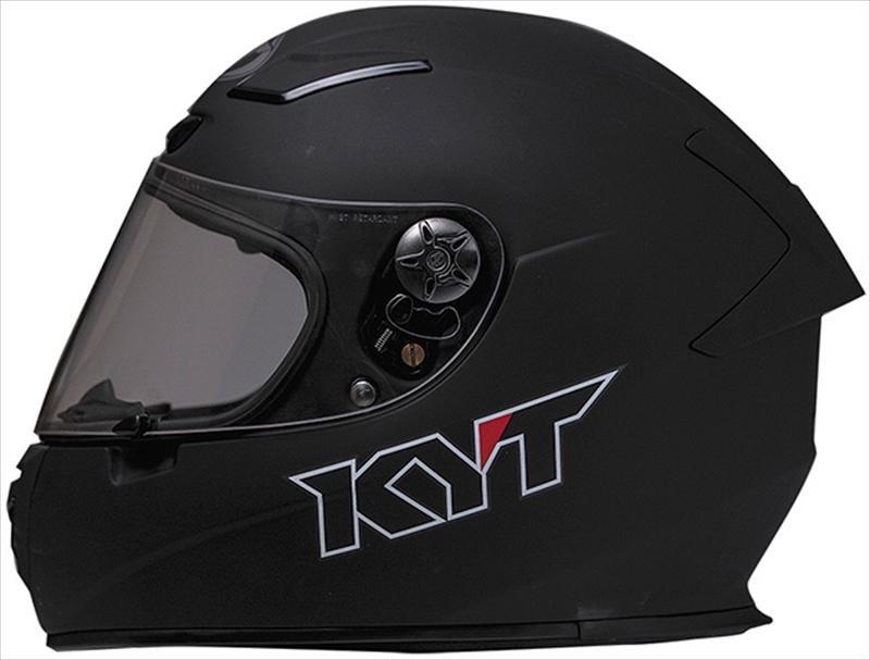バイク用品 ヘルメットケイワイティ KYT KR-1 ヘルメット BLACK MATT #LYJKR00X6L 4589753390195取寄品 スーパーセール