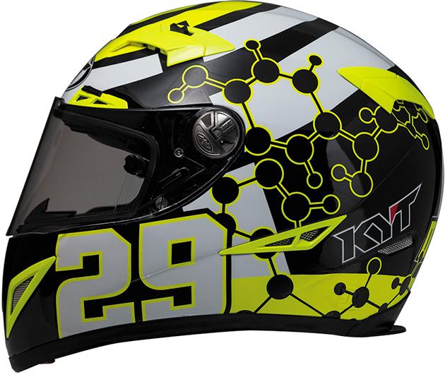 バイク用品 ヘルメットケイワイティ KYT C-5 ヘルメット アンドレア・イアンノーネ YEL #XSTCKC5001XS 4589753390898取寄品 スーパーセール