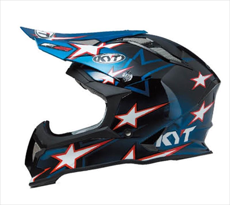 バイク用品 ヘルメットケイワイティ KYT ストライクイーグル ヘルメット ロマン・フェーブル スターブルー #XSYJEA0012XS 4589753391420取寄品 スーパーセール