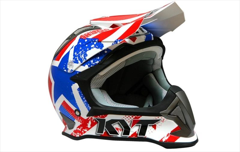 バイク用品 ヘルメットケイワイティ KYT ストライクイーグル ヘルメット パトリオット Blue Red #XXLYJEA0010XXL 4589753393004取寄品 スーパーセール