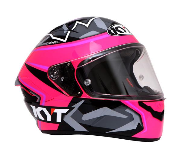 バイク用品 ヘルメットケイワイティ KYT NF-R ヘルメット エスパルガロ レプリカ 2017 フクシャ(赤紫) #LYJNF0016L 4589753393578取寄品 スーパーセール