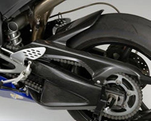 バイク用品 サスペンション ローダウンMAGICAL RACING マジカルレーシング スイングアームカバー 綾織り カーボン YZF-R1 04-05001-YZR104-550A 4547424613660取寄品 セール