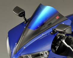 バイク用品 外装MAGICAL RACING マジカルレーシング トリムツキスクリーン アヤオリカーボン スモーク YZF-R1 04-06001-YZR104-04A1 4547424627629取寄品 セール