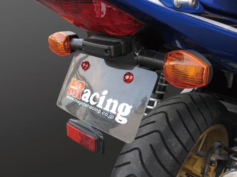バイク用品 外装MAGICAL RACING マジカルレーシング フロントフェンダー 綾織カーボン CB1300SF 03-001-CB1303-410A 4547424663368取寄品 セール