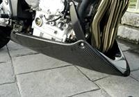 バイク用品 外装MAGICAL RACING マジカルレーシング アンダーカウル FRP 白 FZ-1フェザー 06-001-FZ1006-1700 4547424666505取寄品 セール