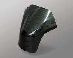 バイク用品 外装MAGICAL RACING マジカルレーシング タンクエンド ホワイト CB400SF V-TEC -12001-CB4004-9520 4547424806239取寄品 セール