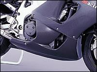バイク用品 外装MAGICAL RACING マジカルレーシング アンダーカウル FRP 黒 CBR900RR 94-99001-CBR998-1801 4547424807847取寄品 セール
