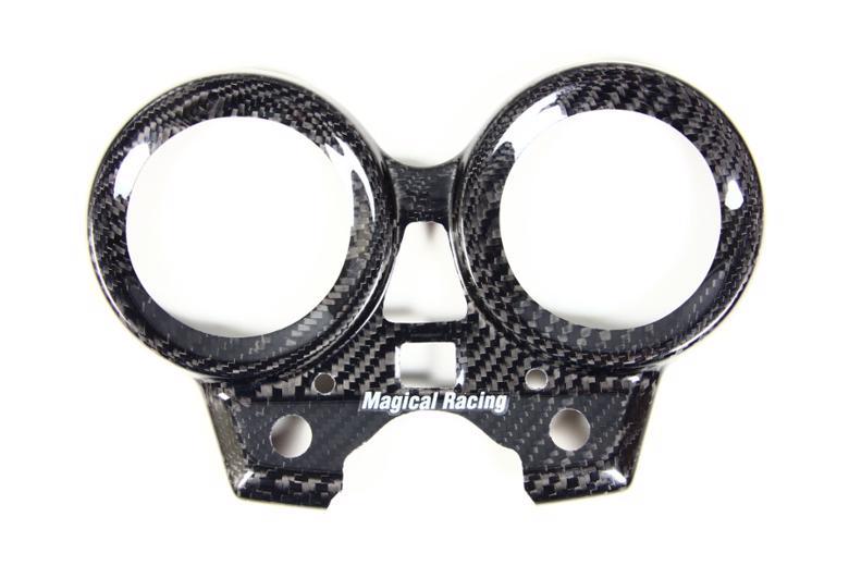 バイク用品 電装系MAGICAL RACING マジカルレーシング メーターカバー 綾織カーボン CB400SF VTEC REVO VTR250 09-001-CB4002-080A 4547567359654取寄品 セール