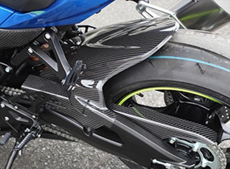 バイク用品 外装MAGICAL RACING マジカルレーシング リアフェンダー 綾織 カーボン GSXR1000 17001-GSR117-500A 4549950557623取寄品 セール