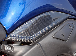 バイク用品 外装MAGICAL RACING マジカルレーシング タンクサイドカバー アヤオリカーボン FZ-1フェザー 06-001-FZ1006-270A 4547567304265取寄品 セール