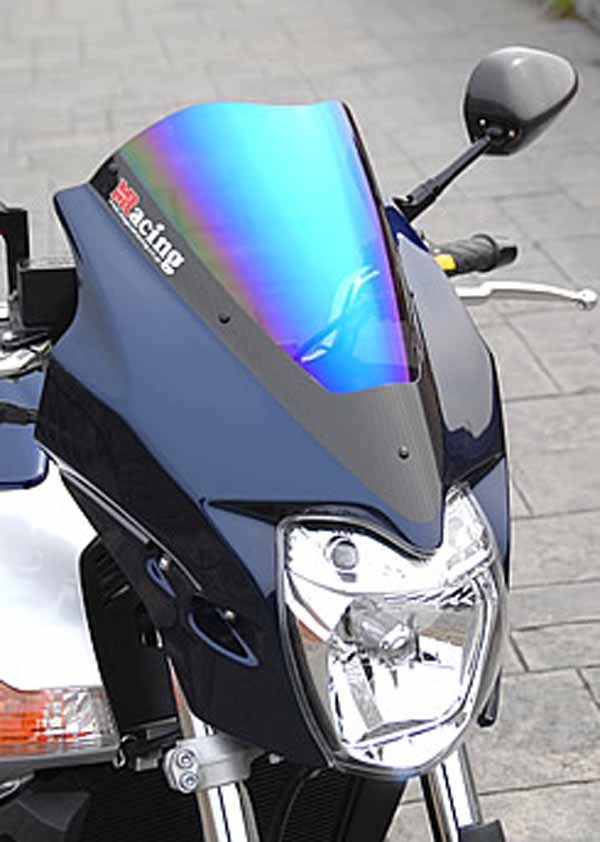 バイク用品 外装MAGICAL RACING マジカルレーシング アッパーカウル BLKゲル+アヤオリ スモーク GSR400 600 06-001-GSR406-111A 4547567335597取寄品 セール