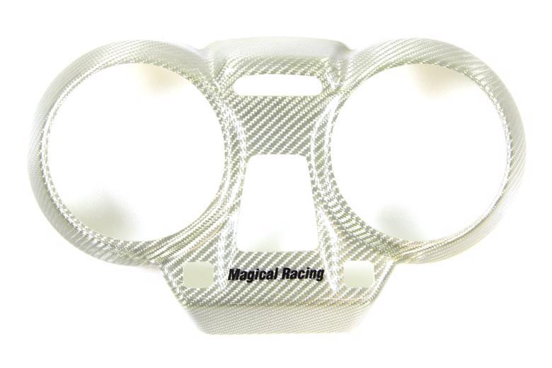 バイク用品 電装系MAGICAL RACING マジカルレーシング メーターカバー Gシルバー CB1300SB 05-001-CB1305-080G 4547567339229取寄品 セール