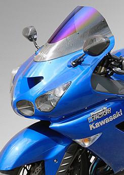 バイク用品 外装MAGICAL RACING マジカルレーシング トリムツキスクリーン クリア ZZR1400 06-001-ZZR146-0400 4547567340454取寄品 セール