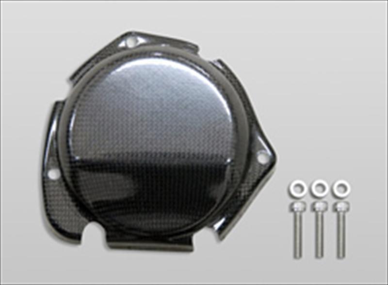 バイク用品 吸気系 エンジンMAGICAL RACING マジカルレーシング クラッチカバー 平織カーボン ZRX1200001-ZRX197-680C 4548916084975取寄品 セール
