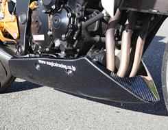バイク用品 外装MAGICAL RACING マジカルレーシング アンダーカウル FRP 黒 GSR750 10-001-GSR713-1701 4548916095414取寄品 セール