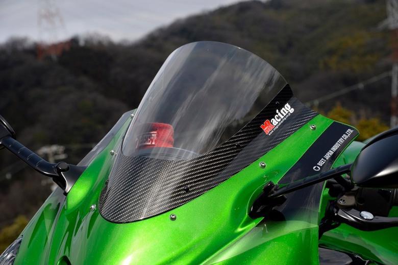 バイク用品 外装MAGICAL RACING マジカルレーシング カーボントリムスクリーン 平織 S.コート ZX-14R 12-14001-ZX1412-040S 4548916179985取寄品 セール