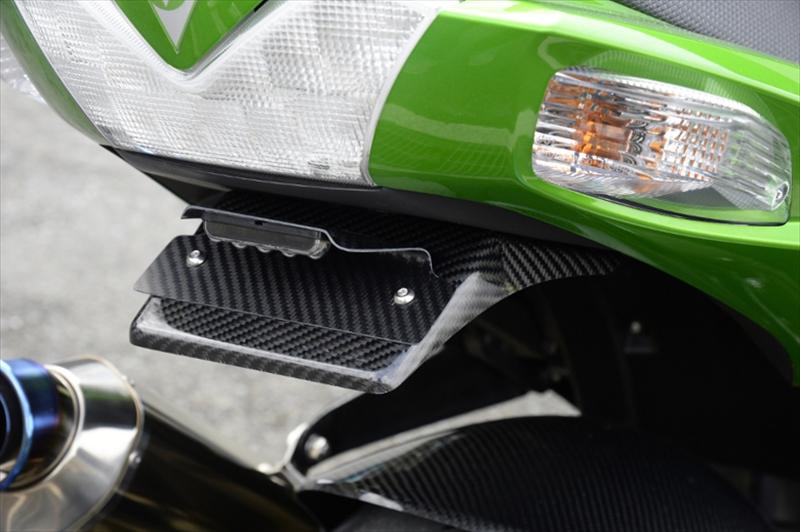 バイク用品 外装MAGICAL RACING マジカルレーシング フェンダーレスキット 平織 カーボン ZX-14R 12-14001-ZX1412-910C 4548916180240取寄品 セール