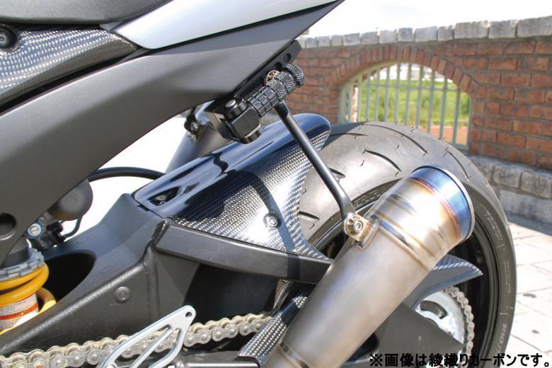 バイク用品 外装MAGICAL RACING マジカルレーシング リアフェンダー 平織 カーボン GSXR1000 07-08001-GSR107-500C 4548916183661取寄品 セール