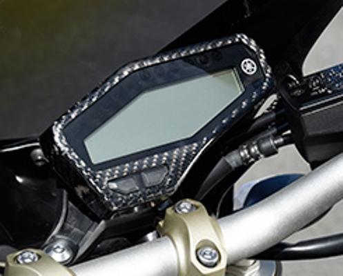バイク用品 電装系MAGICAL RACING マジカルレーシング メーターカバー Gシルバー MT-09 14-001-MT0914-080G 4548916296033取寄品 セール