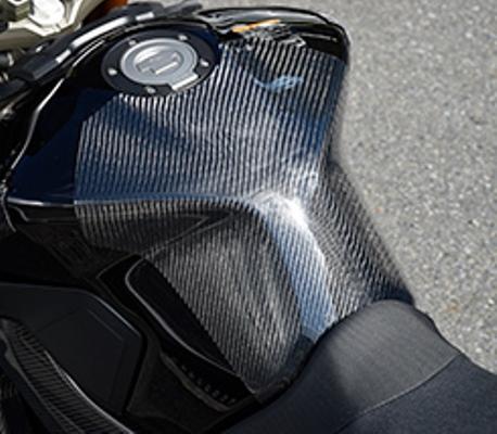 バイク用品 外装MAGICAL RACING マジカルレーシング タンクエンド FRP 黒 MT-09 14-001-MT0914-9501 4548916296101取寄品 セール