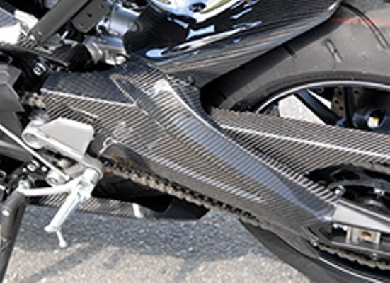 バイク用品 サスペンション ローダウンMAGICAL RACING マジカルレーシング スイングアームカバー 綾織カーボン MT-09 14-001-MT0914-550A 4548916296194取寄品 セール