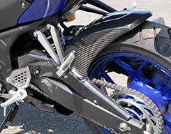 バイク用品 外装MAGICAL RACING マジカルレーシング リアフェンダー 平織カーボン YZF-R25 15-001-YZR215-500C 4548916432479取寄品 セール